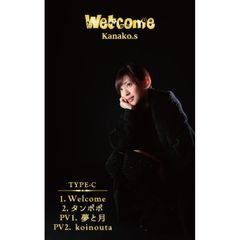 「Welcome」 MUSIC Connecting Card(TYPE-C)