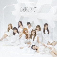 TWICE/BDZ -Repackage-(通常盤/CD)