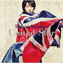 柿原徹也 6th Mini Album「United Star」【通常盤(CD)】