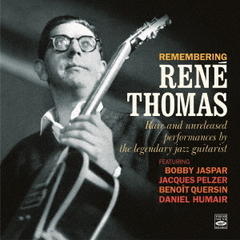 Remembering Rene Thomas