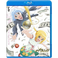 ハヤテのごとく! CAN'T TAKE MY EYES OFF YOU 第6巻 <Blu-ray通常版>(Blu-ray Disc)