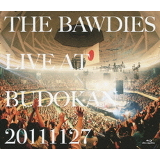 THE BAWDIES/LIVE AT BUDOKAN 20111127<ビクターロック祭り セブンネット限定A4クリアファイル特典付>(Blu-ray)