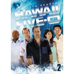 HAWAII FIVE-0 シーズン 6 DVD-BOX Part 2