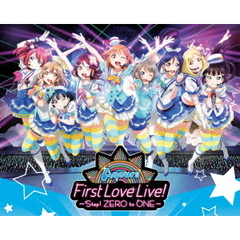 Aqours/ラブライブ!サンシャイン!! Aqours First LoveLive! ~Step! ZERO to ONE~ Blu-ray Memorial BOX(Blu-ray Disc)