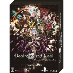 PS4 Death end re Quest Death end BOX(セブンネット限定 オリジナルデジタル壁紙付)