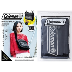 Coleman BRAND BOOK special package BLACK ver.