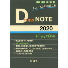 Drugs‐NOTE 2020