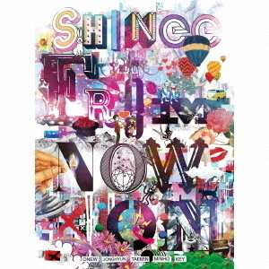 SHINee/SHINee THE BEST FROM NOW ON(完全初回生産限定盤B/2CD+DVD+PHOTO BOOKLET)