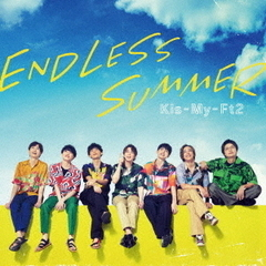 Kis-My-Ft2/ENDLESS SUMMER(初回盤A/CD+DVD)