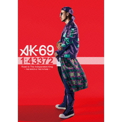 AK-69/1:43372 Road to The Independent King ~THE ROOTS & THE FUTURE~ <通常版/A>(DVD)