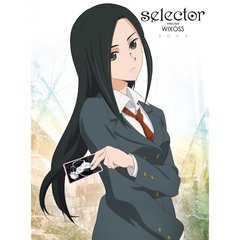 「selector infected WIXOSS」 BOX 3 <初回限定版>(Blu-ray Disc)
