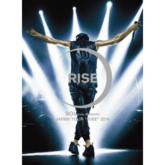 "SOL (from BIGBANG)/SOL JAPAN TOUR ""RISE"" 2014 <初回生産限定>(Blu-ray Disc)"