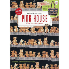 PINK HOUSE 2013Tote Bag Bear