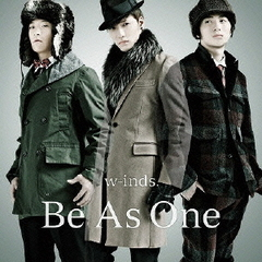 Be As One/Let's get it on(初回盤A)