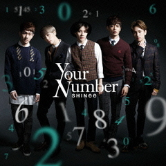 SHINee/Your Number(初回生産限定盤)