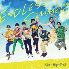 Kis-My-Ft2/ENDLESS SUMMER(初回盤B/CD+DVD)