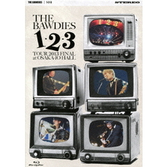 THE BAWDIES/1-2-3 TOUR 2013 FINAL at 大阪城ホール <初回限定盤>(Blu-ray Disc)