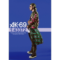 AK-69/1:43372 Road to The Independent King ~THE ROOTS & THE FUTURE~ <通常版/B>(DVD)