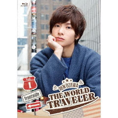 小澤廉 THE WORLD TRAVELER 「frontside」 Vol.1(Blu-ray Disc)