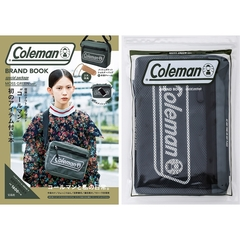 Coleman BRAND BOOK special package MOSS GREEN ver.