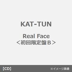 Real Face(初回限定盤)