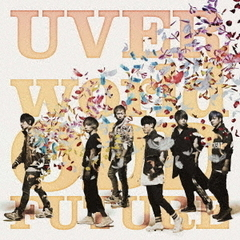 UVERworld/ODD FUTURE(通常盤)