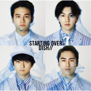 Starting Over(初回生産限定盤C)