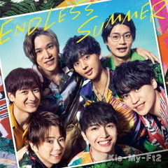 Kis-My-Ft2/ENDLESS SUMMER(通常盤/CD)