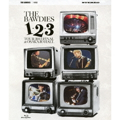 THE BAWDIES/1-2-3 TOUR 2013 FINAL at 大阪城ホール(Blu-ray Disc)