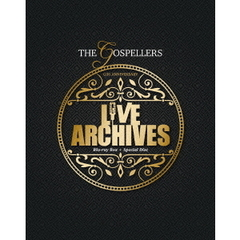 "ゴスペラーズ/THE GOSPELLERS G20 ANNIVERSARY ""LIVE ARCHIVES"" Blu-ray BOX+Special Disc(Blu-ray Disc)"