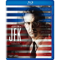 JFK <ディレクターズ・カット/日本語吹替完声版>(Blu-ray Disc)