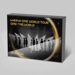 WANNA ONE WORLD TOUR ONE: THE WORLD IN SEOUL DVD【日本限定版】