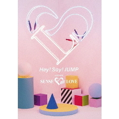 Hey! Say! JUMP/Hey! Say! JUMP LIVE TOUR SENSE or LOVE <通常盤 DVD>(DVD)