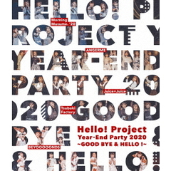 Hello! Project Year-End Party 2020 ~GOOD BYE & HELLO !~(Blu-ray)