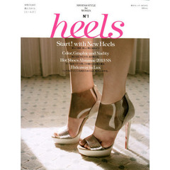 heels SHOES & STYLE for WOMEN No1 Start! with New Heels 新しい季節、新しい靴と始めよう!