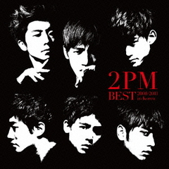 2PM ベスト ~2008-2011 in コリア~