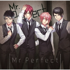 DYNAMIC CHORD shuffleCD series 2nd vol.4 Mr.Perfect