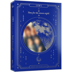 GFRIEND/6TH MINI ALBUM : TIME FOR THE MOON NIGHT (MOON VER)(輸入盤)