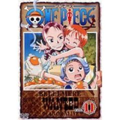 ONE PIECE ワンピース piece.11(DVD)