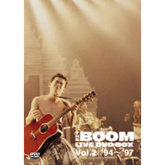 THE BOOM/LIVE DVD BOX vol.2 '94~'97 <限定生産>