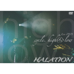 HALATION/cycle. high & low