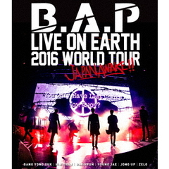 B.A.P/B.A.P LIVE ON EARTH 2016 WORLD TOUR JAPAN AWAKE!!(Blu-ray Disc)