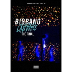 BIGBANG/JAPAN DOME TOUR 2017 -LAST DANCE-:THE FINAL<通常盤>