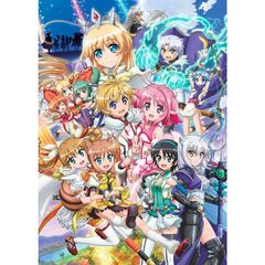 DOG DAYS Complete Blu-ray Disc BOX <完全生産限定版>(Blu-ray Disc)