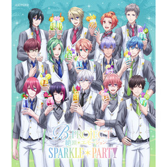 B-PROJECT~絶頂*エモーション~ SPARKLE*PARTY <完全生産限定版><セブンネット限定:ミニタオル(B-PROJECT)付き>(Blu-ray Disc)