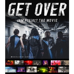 GET OVER -JAM Project THE MOVIE-【通常版Blu-ray】(Blu-ray)