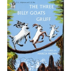 【洋書】Three Billy Goats Gruff
