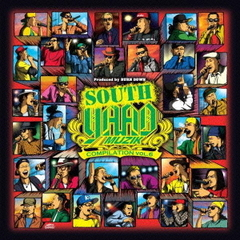 "Produced by BURN DOWN ""SOUTH YAAD MUZIK COMPILATION VOL.6""(DVD付)"