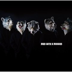 MAN WITH A MISSION (アナログレコード盤)
