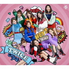 TWICE/Candy Pop【初回限定盤 B】<B3サイズポスター(応援店ver)付>